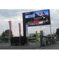 Quality SMD P10 LED Screen Advertising LED Screens 960*960mm Cabinet Brightness 6000 for sale