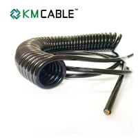 Buy Waterproof Electrical Cable , DC1000V Retractable Power Cable LED Power Supply at wholesale prices