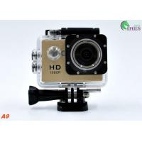 H.264 Underwater Diving 1080P HD Action Camera A9 With 2.0 Inch LCD Display