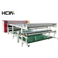 Quality 1.9m Wide Roller Sublimation Heat Press Machine For Curtain Transfer Printing for sale