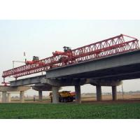 Quality JQG400t-40m Beam Launcher Gantry crane for bridge and highway for sale