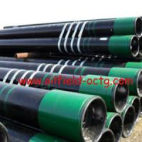 Quality API 5CT oil well downhole pipe seamless steel casing for sale