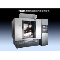 Quality High Speed CNC Gear Chamfering Machine With Finger Wheel, Grinding Wheel Spindle for sale