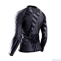 Quality two piece mens surfing suit snorkeling diving suit jacket and pants anti-jellyfish for sale