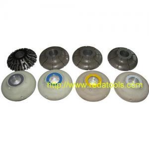China Diamond cnc profile wheels ogee shape on sale