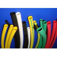 Quality Polyolefin Heat Shrink Tubing Colored Waterproof , Electrical Heat Shrink Sleeve for sale