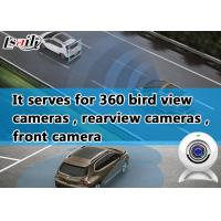 Buy Peugeot Reverse Camera Interface Integrate Video Source TV / Rear System ,  RoHS SGS , Active Parking Guideline at wholesale prices