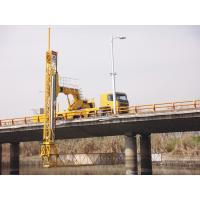 Buy cheap Heavy Duty Bridge Inspection Equipment 8x4 , 22m Under Bridge Access Platforms from wholesalers
