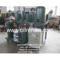 Quality Vaccum Lube Oil Regeneration Purifier, Lube Oil Reconditioning System TYA-R-30 for sale