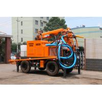 Quality 3m Diameter Wet Shotcrete Robot Spraying Machine for sale