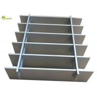 Quality Square Twisted Cross Bar Grating Floor Drain 3mm Steel Bracing Grid Plate for sale