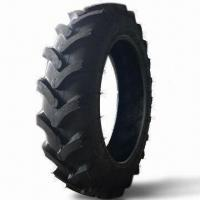 Quality Agricultural Tractor Tire with 38mm Tread Depth and 1,365mm Outer Diameter for sale