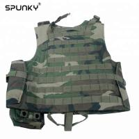 Quality Military Grade Paintball Tactical Vest For Outside Training Hunting Gaming for sale