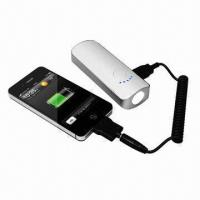 Quality 4,400 to 5,200mAh USB Power Bank for iPhone, Sony's PSP, MP3/MP4, Mobile Phone and Digital Device for sale