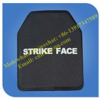 Quality NIJ level 4 bullet proof plate ceramic body armor plate for sale