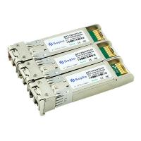 China Single +3.3 V 10gb SFP+ Transceiver , XFP Fiber Transceiver Module Duplex LC Interface on sale