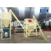 Quality Acid Proof Mortar Product Line 3 - 5 T/H Simple Dry Mortar Machinery for sale