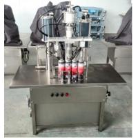 Quality QGB-900C Semi-automatic Aerosol Filling Machine for sale
