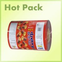 China Mylar Reflective Plastic Laminated Packaging Films Roll , Thermal Lamination Film on sale