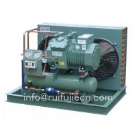 Quality Bitzer Air Cooled Compressor Condensing Unit SPB07WM for model 4DES-7Y 4DC-7.2Y for sale