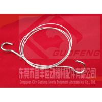 China 1.5mm Galvanzied Aircraft Cable Mini Gated Hook On Both Sides on sale