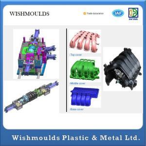 Buy cheap Professional DIY Plastic Mould Maker Automotive Plastic Parts In IGS Format product