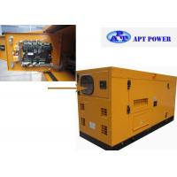 Buy cheap 30kW China Diesel Engine Standby Power Generator with Smartgen Controller Panel product