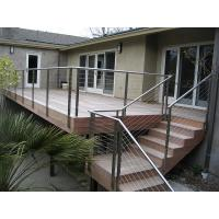 China Railing Systems, Balcony Stainless Steel Railing Design on sale