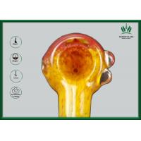 Buy cheap Ruby Dooby Doo Glass Tobacco Pipe Spoon OEM & ODM Available For Weed Smoking from wholesalers