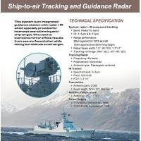 Buy cheap Long Range Ground Surveillance Radar Systems With IR Compound Tracking System product