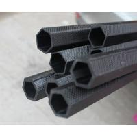 China carbon fiber hex tube on sale