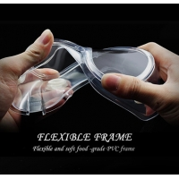 Quality Disposable Indirect Vent Antivirus Eye Safety Goggles for sale