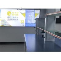 Quality Laboratory Furniture Epoxy Resin Lab Countertops 2480 * 1800mm With Blue Color for sale