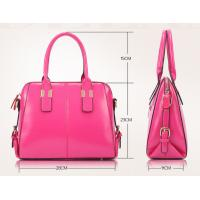 Quality Hot selling Leather handbags Ladies Ipad bags Pink White Black for sale