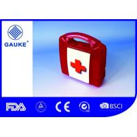 Buy cheap Water Resistance Empty First Aid Containers , Runners First Aid Kit  For Outdoor product