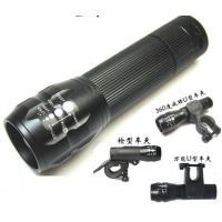 Quality Emergency Bike Cree LED Flashlight Rechargeable Super Bright Multi Function for sale