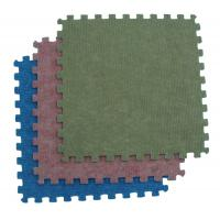 Quality eva foam carpet topped indoor mats for sale