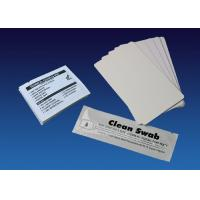 Quality ESP Re-transfer Printer Cleaning Swabs Cleaning Cards Cleaning Wipes compatible Kit for sale