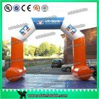 Quality Customized Sports Advertising PVC Inflatable Arch/Inflatable Start Arch for sale