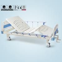 Quality 2 Functions Medical Hospital Bed For Bedridden Patients Metal Material for sale
