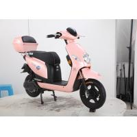 """Quality USB Charger Pink <strong style=""""color:#b82220"""">Electric</strong> <strong style=""""color:#b82220"""">Scooter</strong> For Girls SLA Battery With LCD Meter for sale"""