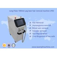 Quality Long Pulse 1064nm Pain Free Laser Hair Removal Machines for sale