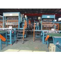Gas Or Oil Fuel Type Pulp Tray Machine Big Capacity 4000PCS / H