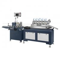 Quality Food Grade Paper Straw Machine High Efficiency Work 25-45m / Min Stable Speed for sale