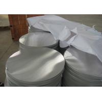 Buy cheap Extrusion Clean Mill Finish Continuous Casting Aluminum Disk Blanks For High Pressure Cookware product