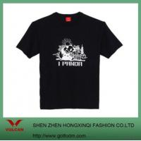 Quality 2012 Newest T Shirt With Panda Printing for sale