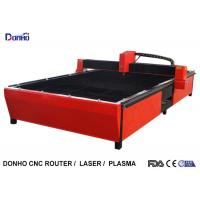 Quality High Efficiency CNC Plasma Metal Cutting Machine With Table 1300mm*2500mm for sale