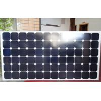 Quality High Efficiency solar panel 210W Long Endurance IP65 Junction Box for sale