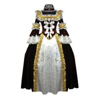Quality Medieval Dress Wholesale XXS to XXXL Luxury Medieval Victorian Renaissance Party Dress Costume Cosplay for sale