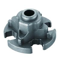 OEM screw clamping  investment lost wax casting parts for machining